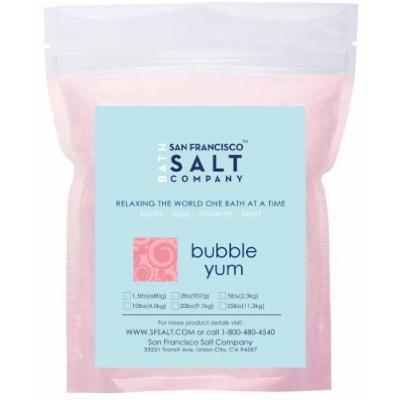 Bubble Fun Foaming Bath Salts 20lbs