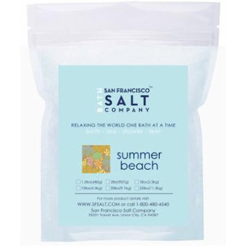 Summer Beach Bulk Bath Salts 10lb Bag