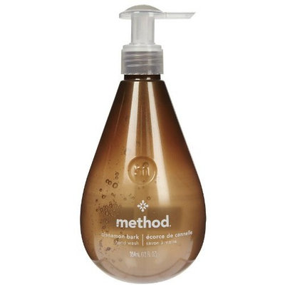 method Gel Hand Wash, Cinnamon Bark, 12 fl oz