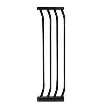Dreambaby F172B 10 1/2 GATE EXTENSION - Black