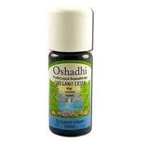 Oshadhi - Essential Oil, Oregano Extra Wild Organic, 10 ml