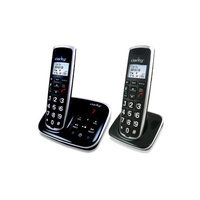 Clarity BT914+(1)BT914HS Amplified Bluetooth Cordless Phone with Answe