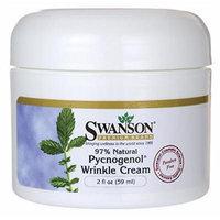 Swanson Pycnogenol Wrinkle Cream, 97% Natural 2 fl oz (59 ml) Cream