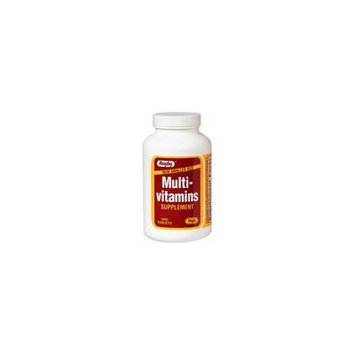 Multivitamins, 1000 Tablets, Watson Rugby