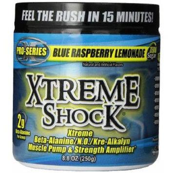 XTREME SHOCK RASP LEMNADE 45/S, 8.8oz