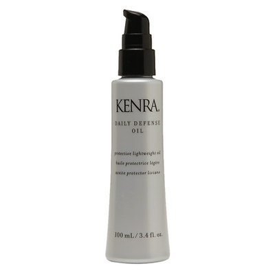 Kenra Daily Defense Protective Lightweight Oil 3.4 oz