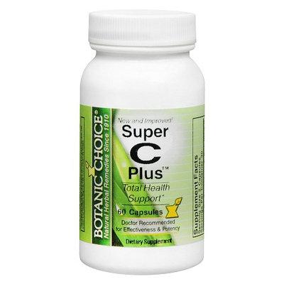 Botanic Choice Super C Plus Dietary Supplement Capsules