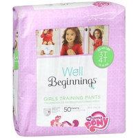 Walgreens Big Pack Training Pants Girl 3T/4T