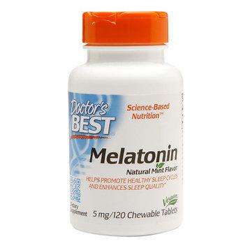 Doctor's Best Melatonin 5mg Doctors Best 120 Tabs