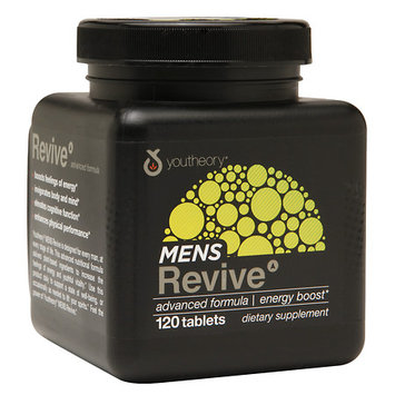 Youtheory - Men's Revive Formula - 120 Tablets LUCKY PRICE