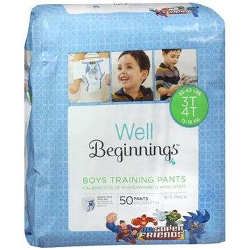 Walgreens Big Pack Training Pants Boy 3T/4T
