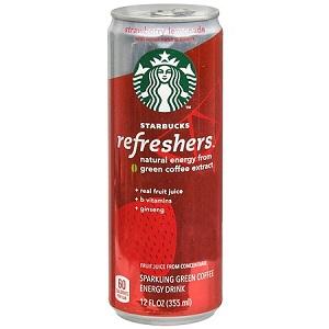 STARBUCKS® Refreshers® Strawberry Acai Lemonade