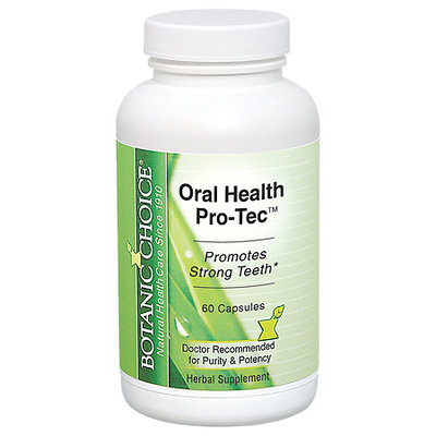 Botanic Choice Oral Health Pro-Tec 60 capsules