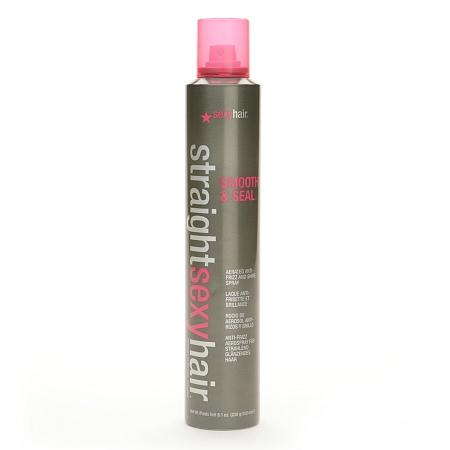 Smooth Sexy Hair Smooth & Seal Anti-Frizz & Shine Spray - 6 oz.