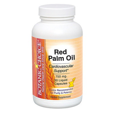 Botanic Choice Red Palm Oil 30 capsules