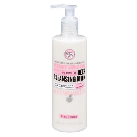 Soap & Glory™ PEACHES AND CLEAN™ Deep Cleansing Milk