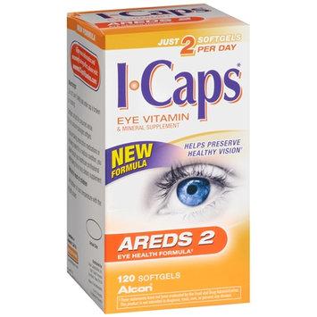 ICaps AREDS2 Eye Vitamin, Softgels