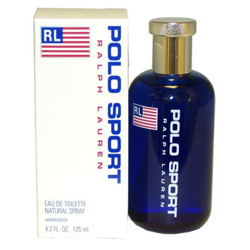 Polo POLO SPORT by Ralph Lauren EDT Spray 4.2 Oz for Men - UNITED INDUSTRIES, INC.