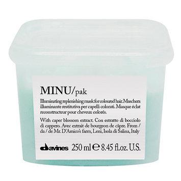 Davines Minu / Hair Mask, 8.45 oz