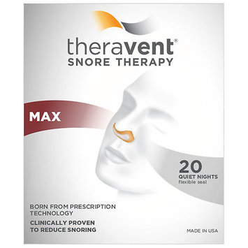 Theravent Max Pack, 20 ea