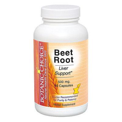 Botanic Choice Beet Root 500 mg 90 capsules