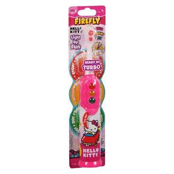 Firefly Kids! Hello Kitty ReadyGo Turbo Battery Toothbrush, 1 ea