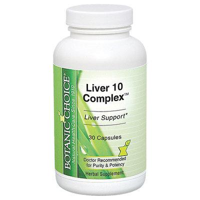 Botanic Choice Liver 10 Complex 30 capsules