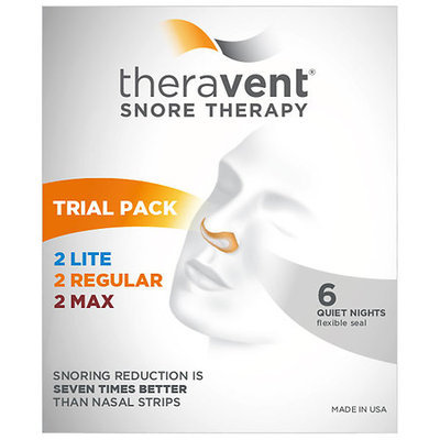Theravent Trial Pack, 6 ea