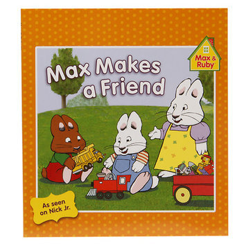 Treehouse Max & Ruby Book GWP