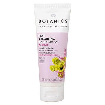 Boots Botanics Fast Absorbing Hand Cream