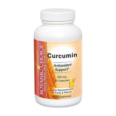 Botanic Choice Curcumin 300 mg 30 capsules