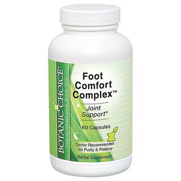 Botanic Choice Foot Comfort Complex 60 capsules