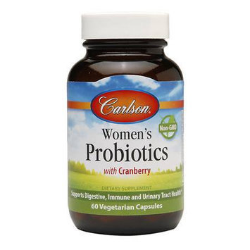 Womens Probiotics Carlson Laboratories 60 Caps