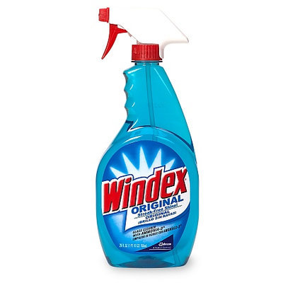 Windex Original Glass Cleaner Spray