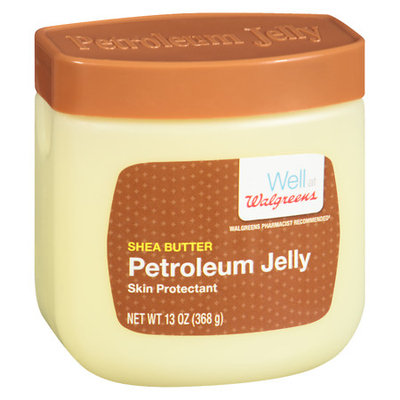 Walgreens Petroleum Jelly Jar Shea Butter - 13 oz.