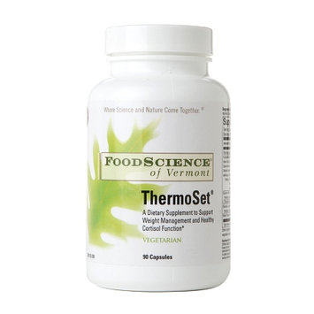 FoodScience of Vermont ThermoSet Dietary Supplement Capsules