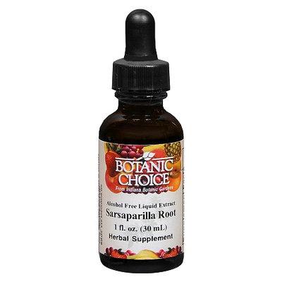 Botanic Choice Sarsaparilla Root Herbal Supplement Liquid
