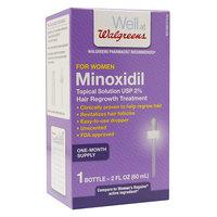 Walgreens Minoxidil Hair Regrowth Treatment Women