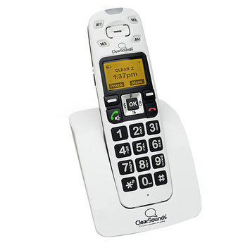 Clearsounds CS-A400 Dect Amplified Cordless Phone