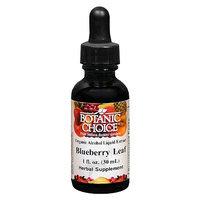 Botanic Choice Blueberry Leaf Herbal Supplement Liquid
