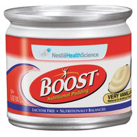 Boost Nutritional Pudding Vanilla