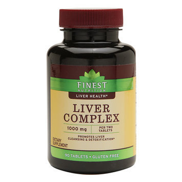 Finest Natural Liver Health Complex