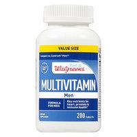 Walgreens Multivitamin Tablets Men