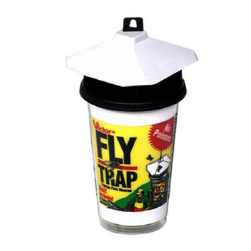 Victor Disposable Fly Traps With Bait M502 by Woodstream