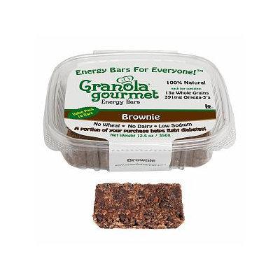 Granola Gourmet Brownie ORIGINAL Energy Bars