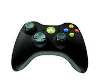 Microsoft Corp. Microsoft Xbox 360 Wireless Controller For Windows Black