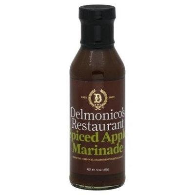 Delmonico's Delmonicos Spiced Apple Marinade, 13 Ounce -- 6 per case.