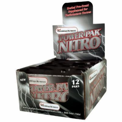 POWER PAK NITRO - 90 G