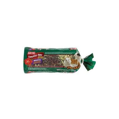 Kaytee Products Inc Kaytee Timothy Hay Plus - Hibiscus - 24 oz.