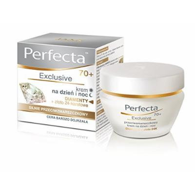 Dax Perfecta Exclusive 70+ Day & Night Facial Cream Diamond 50 Ml
